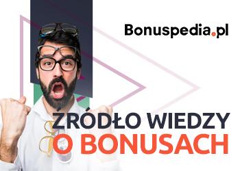 Bonusy od Bonuspedia