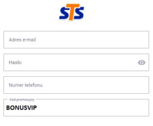 Kod promocyjny STS